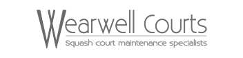 Wearwell Courts Logo
